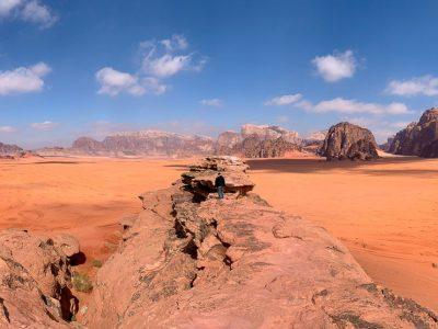 Visitar el desierto de Wadi Rum en Jordania [QUÉ VER + MAPA + VÍDEO]