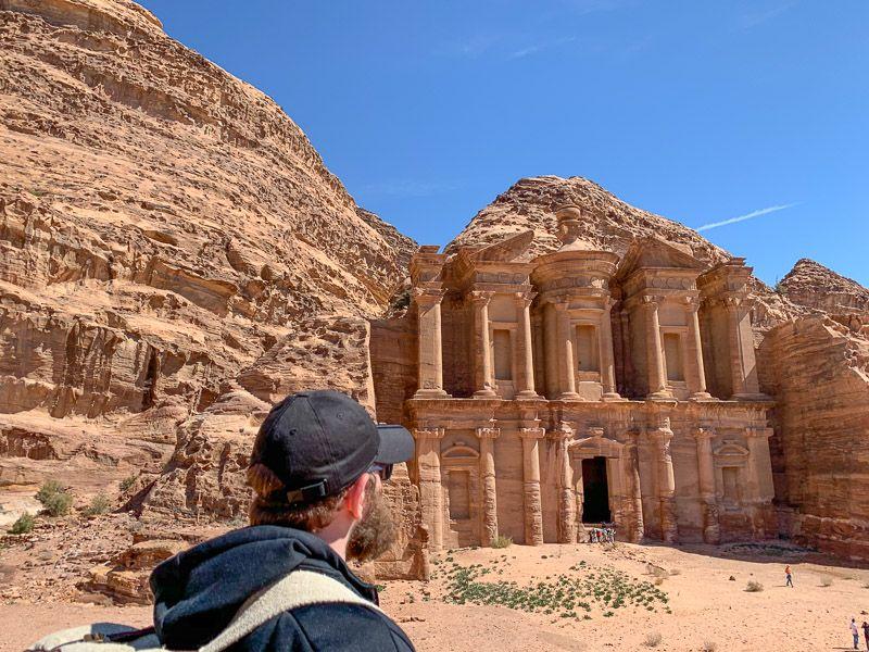 Qué ver en Petra: el Monasterio