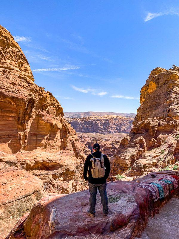 Qué ver en Petra: subida al Monasterio - imprescindibles en Jordania