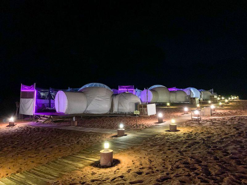 Dormir en una burbuja en Wadi Rum: otras cosas que tienes que tener en cuenta