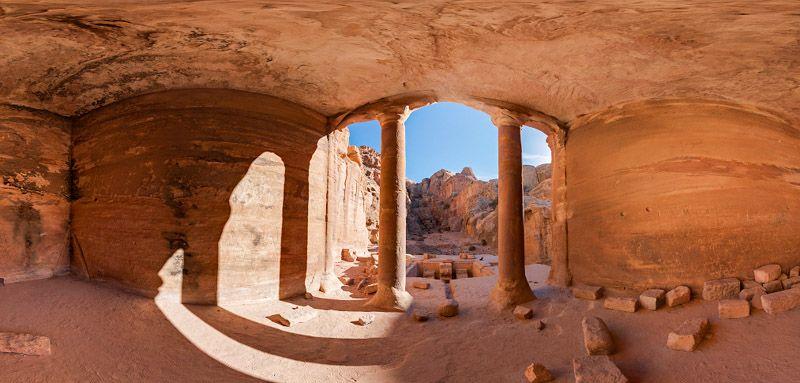 Qué ver en Petra: trail Wadi Al Farasa