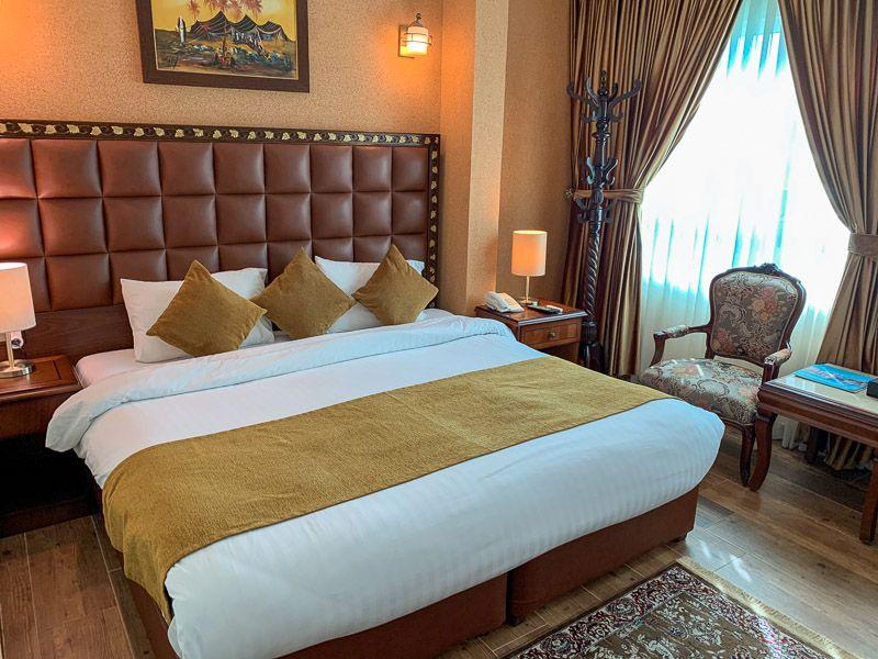 Dónde dormir en Petra: Town Season Hotel