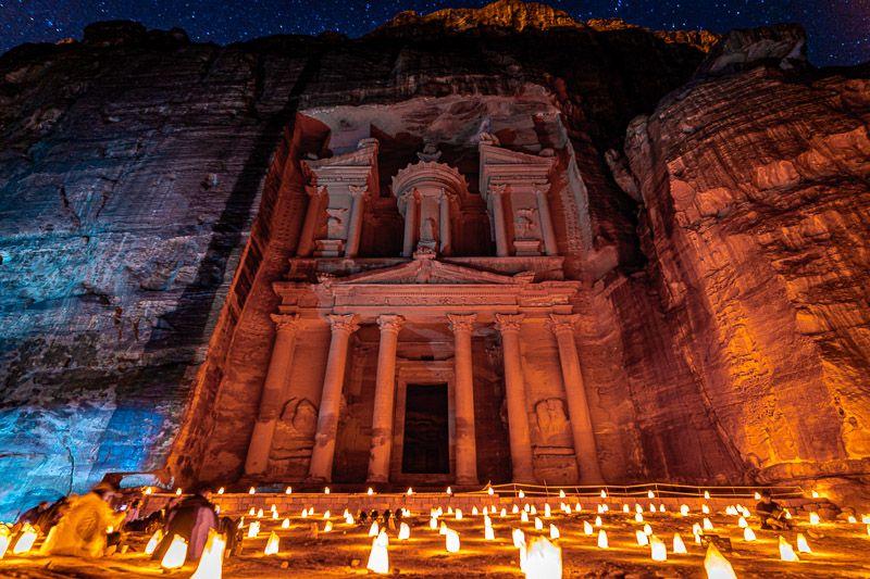 Petra by Night, ¿merece la pena o es tirar el dinero?