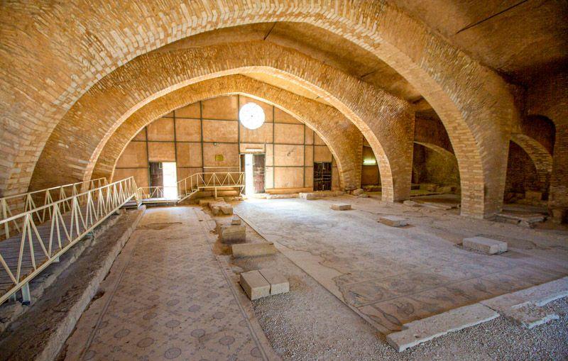 Qué ver en Madaba: iglesia de los Apóstoles