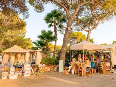 Mercadillos en Ibiza: ubicación, horarios e imprescindibles