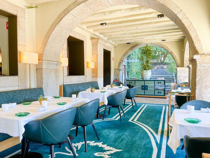 Restaurantes con estrella Michelin en Oporto: Antiqvm