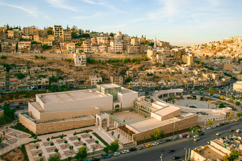 Qué ver en Ammán: museo de Jordania
