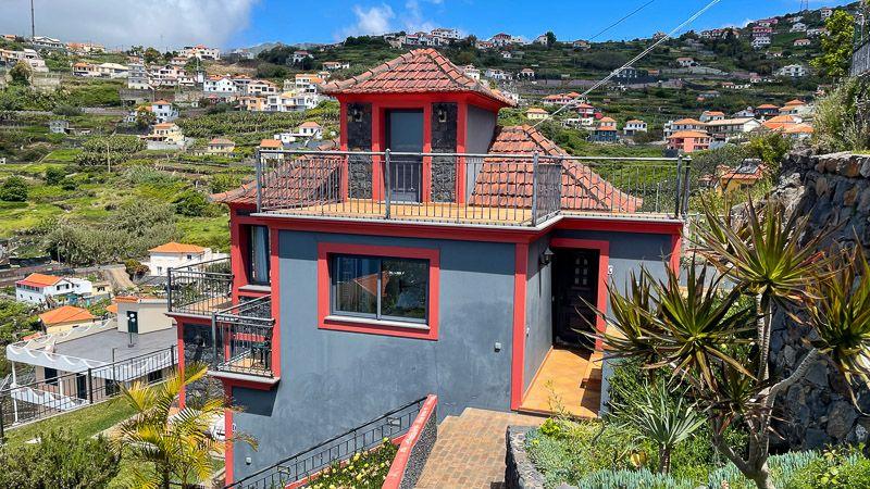 Dónde dormir en Madeira: Vila Brava Cottage