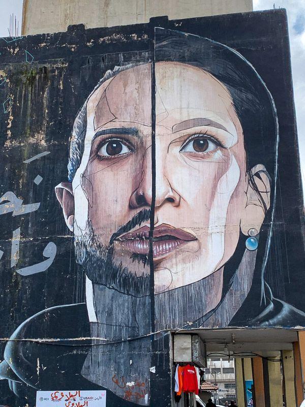Qué ver en Ammán: arte urbano