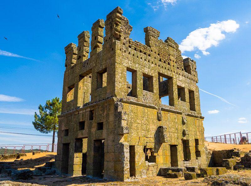 Ruta por las Aldeas Históricas de Portugal: Belmonte