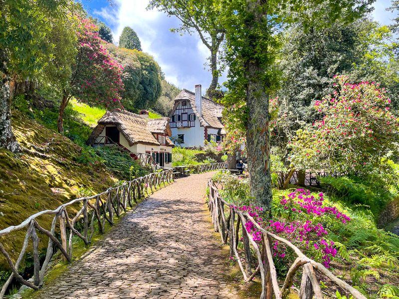 Qué ver en Madeira: levada do Caldeirao Verde