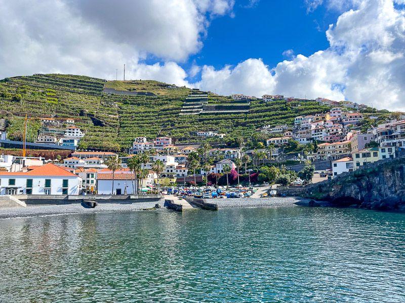 Qué ver en Madeira: Cámara de Lobos