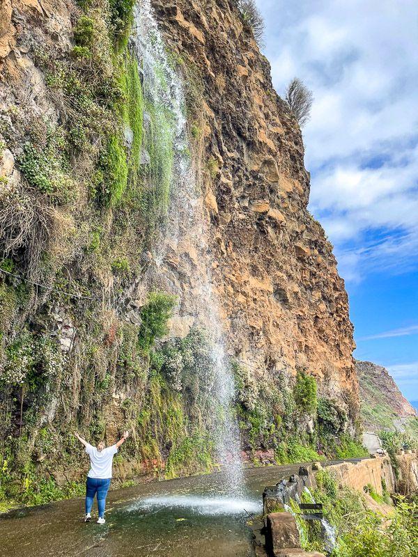 Qué ver en Madeira: Cascata dos Anjos