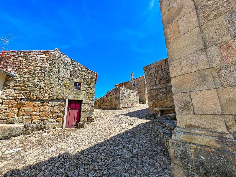 Ruta por las Aldeas Históricas de Portugal: Castelo Mendo