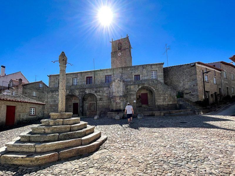Ruta por las Aldeas Históricas de Portugal: Castelo Novo