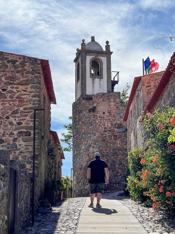 Ruta por las Aldeas Históricas de Portugal: Castelo Rodrigo
