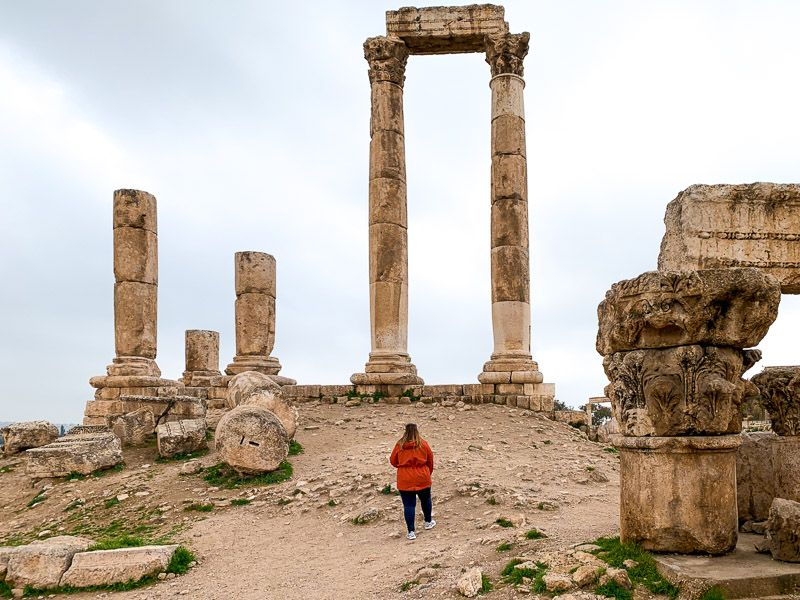 Imprescindibles en Jordania: Ammán