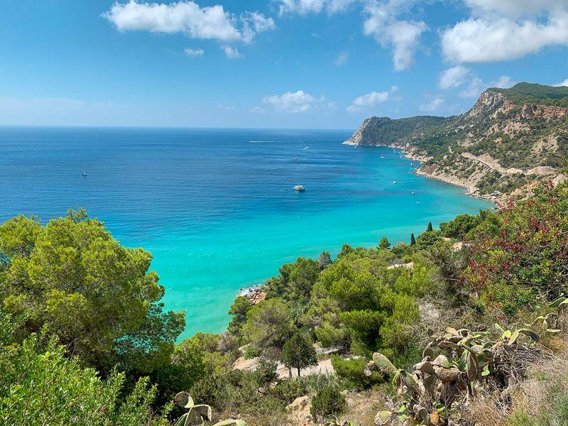 Los 5 pueblos más bonitos de Ibiza: Es Cubells - Mapa de Ibiza: qué ver y puntos de interés