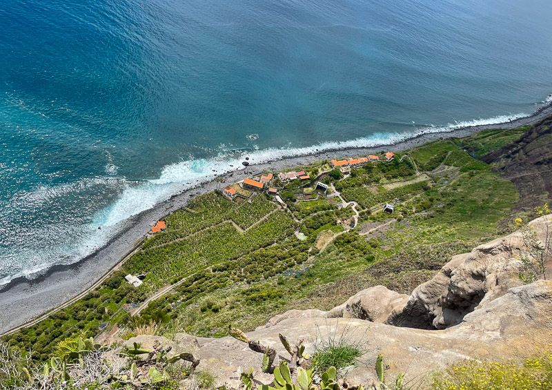 Qué ver en Madeira: Faja dos Padres