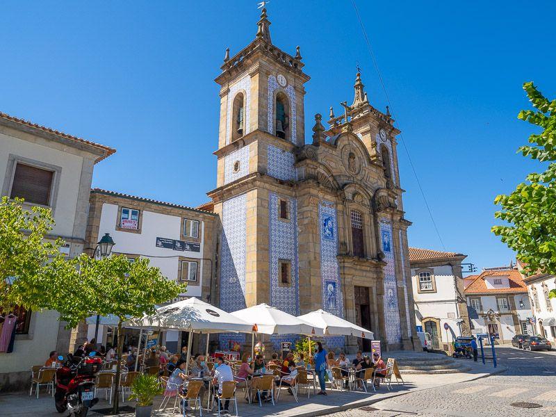 Ruta por las Aldeas Históricas de Portugal: Gouveia