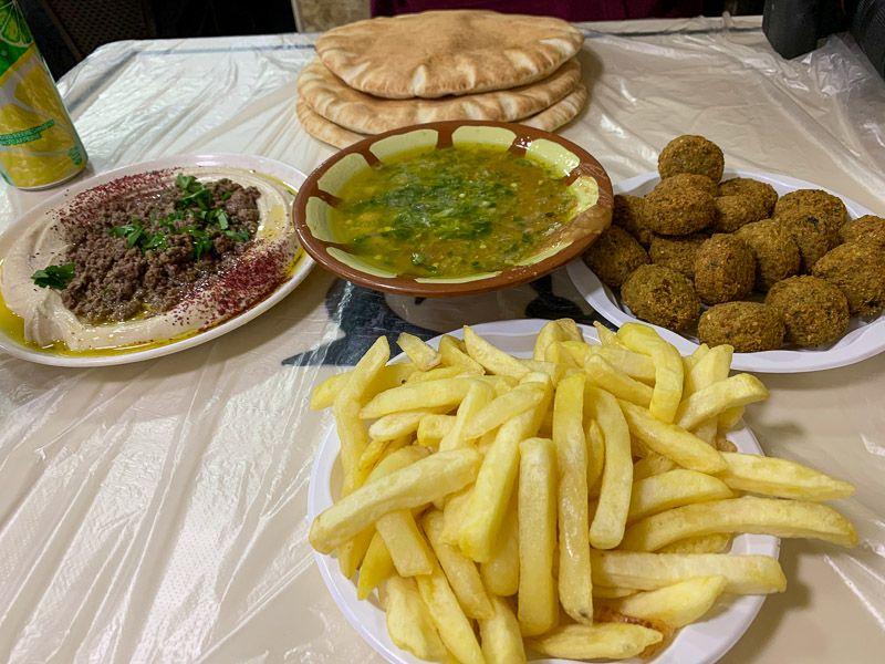 Dónde comer en Ammán: Hashem