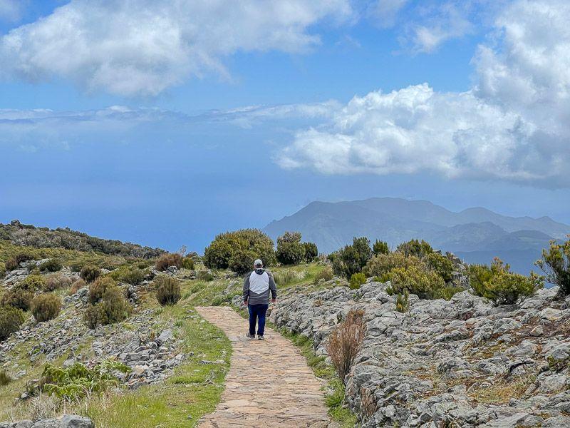 Qué ver en Madeira: Vereda do Pico Ruivo