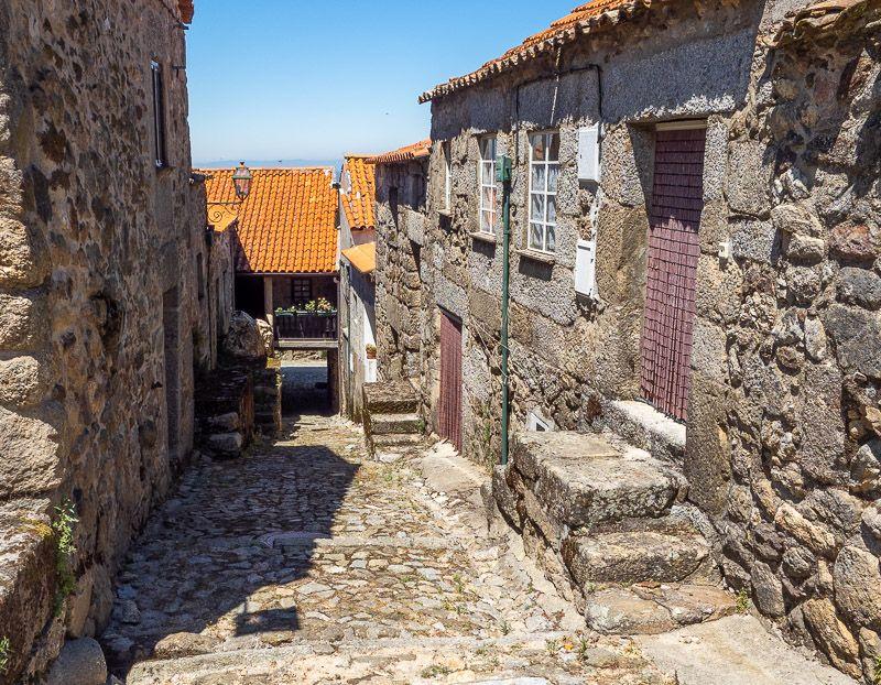 Ruta por las Aldeas Históricas de Portugal: Linhares