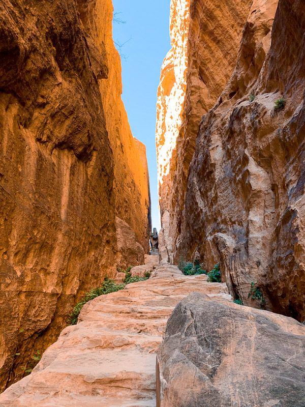 Carretera del Rey en Jordania: Little Petra