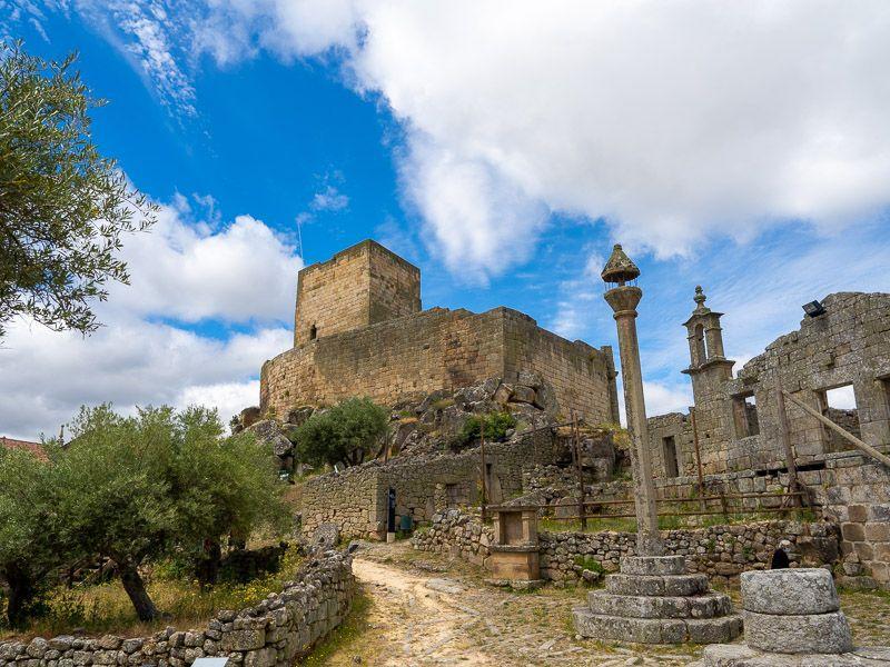 Ruta por las Aldeas Históricas de Portugal: Marialva