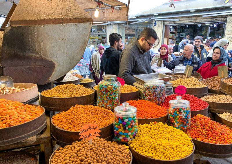 Qué ver en Ammán: mercados en Ammán