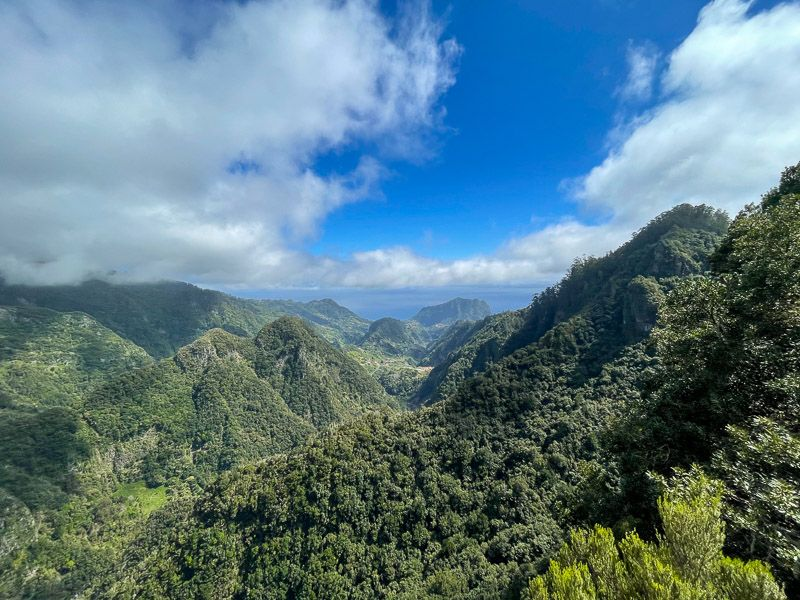 Qué ver en Madeira: Vereda dos Balcoes