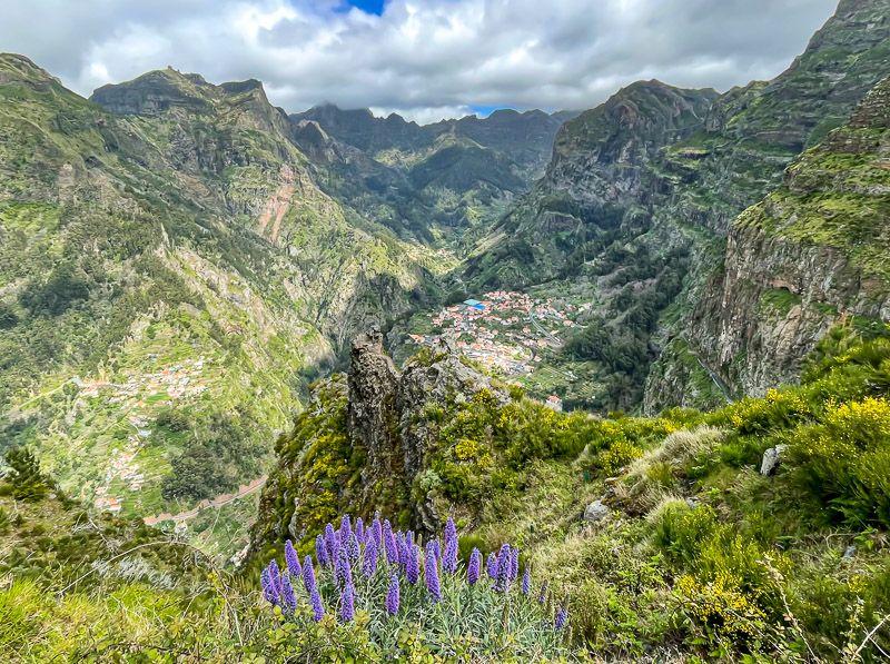 Qué ver en Madeira: miradouro da Eira do Serrado