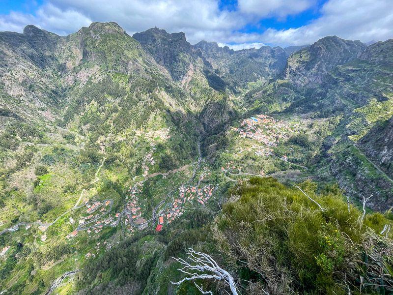 Qué ver en Madeira: Curral das Freiras