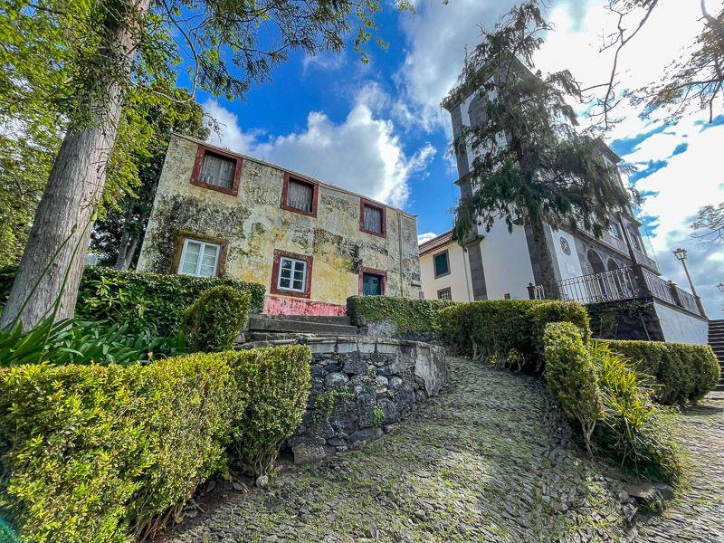 Qué ver en Madeira: Monte