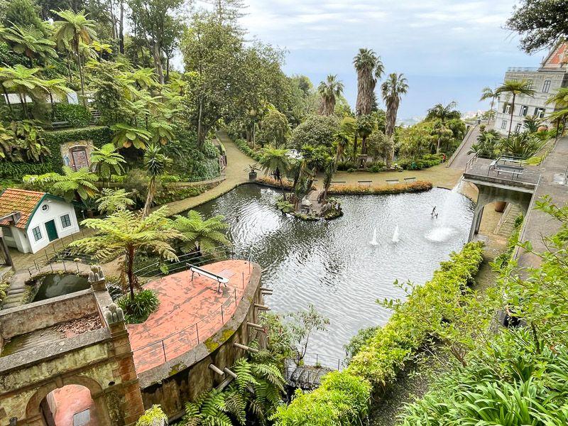 Qué ver en Madeira: Monte Palace Garden