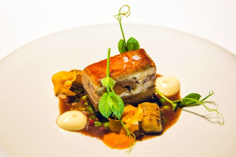 Restaurantes con estrella Michelin en Oporto: Pedro Lemos