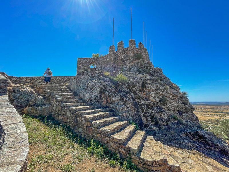 Ruta por las Aldeas Históricas de Portugal: Penha García