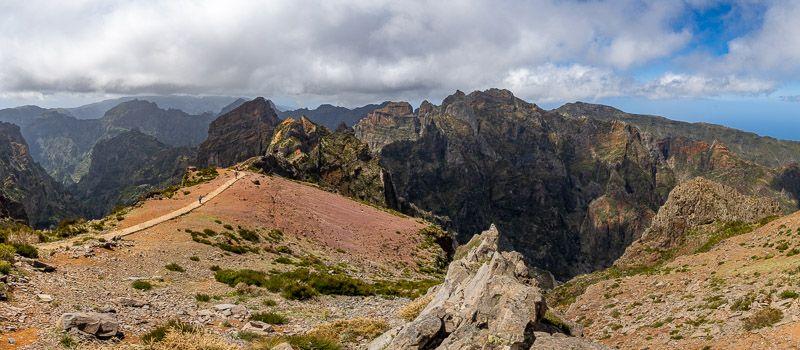 Qué ver en Madeira: Pico Areeiro