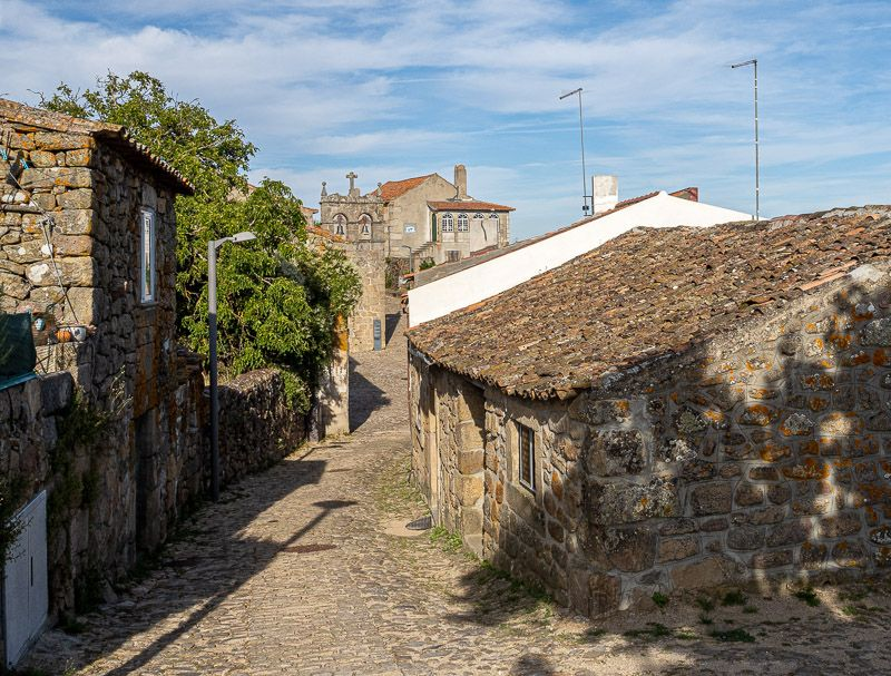 Ruta por las Aldeas Históricas de Portugal: Pinhel