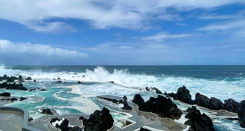 Qué ver en Madeira: piscinas naturales de Porto Moniz