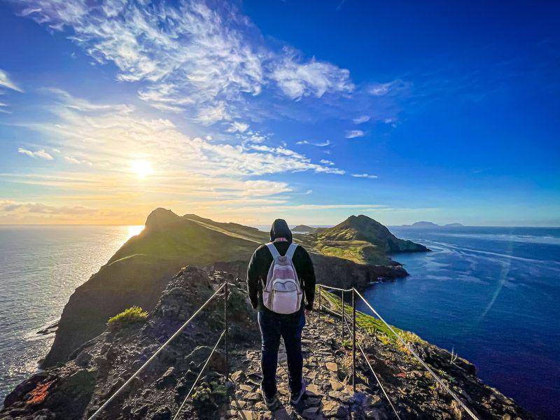 Qué ver en Madeira: Ponta de Sao Lourenço