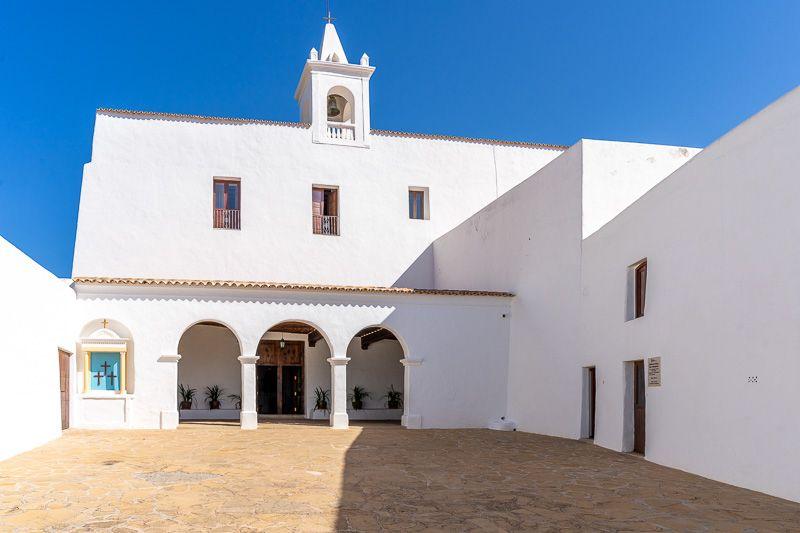 Mercado artesanal de San Miguel - Mapa de Ibiza: qué ver y puntos de interés