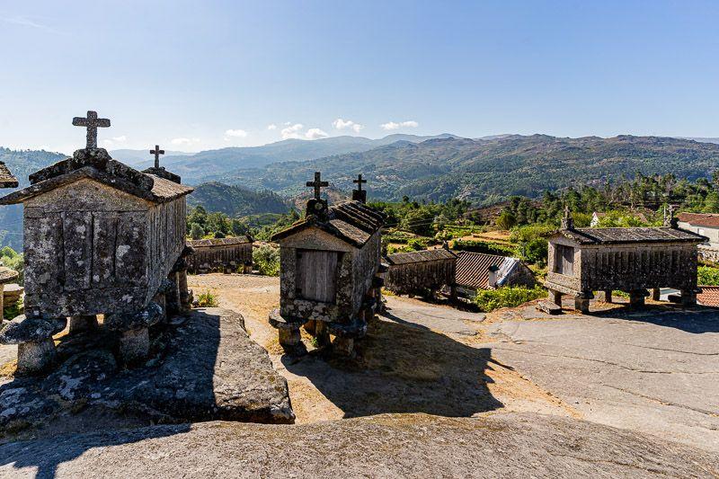 Los 10 pueblos más bonitos de Portugal: Soajo