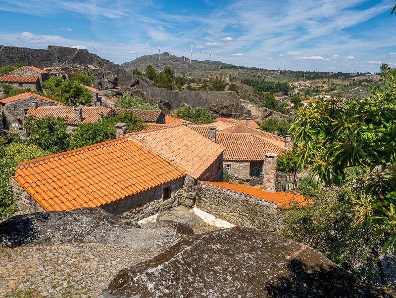 Ruta por las Aldeas Históricas de Portugal: Sortelha