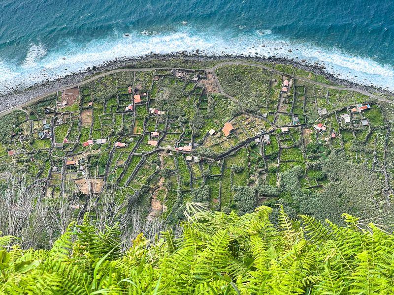 Qué ver en Madeira: teleférico de Achadas da Cruz