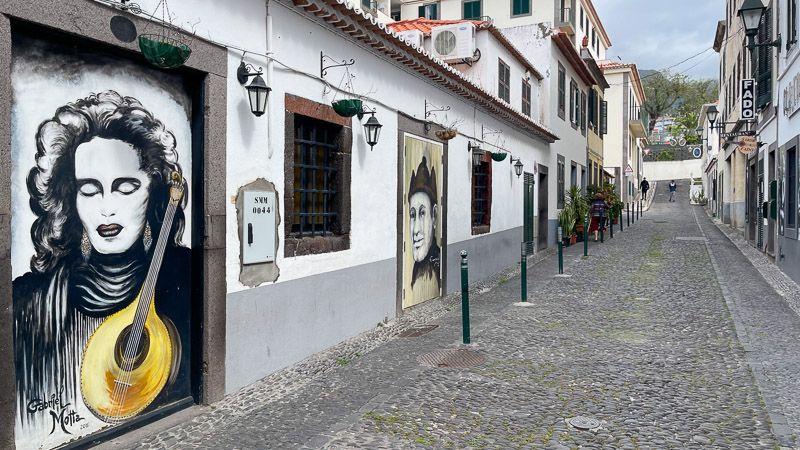 Qué ver en Madeira: zona vieja de Funchal