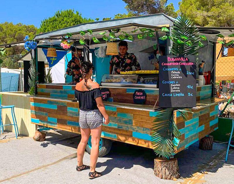 Mercadillos de Ibiza: Punta Arabí