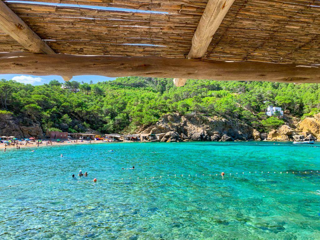 mejores playas y calas de Ibiza - Mapa de Ibiza: qué ver y puntos de interés