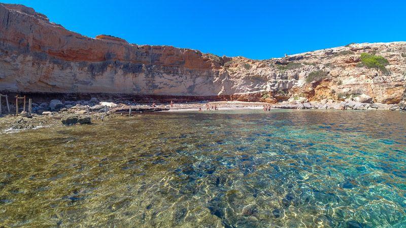 Las mejores playas y calas de Formentera