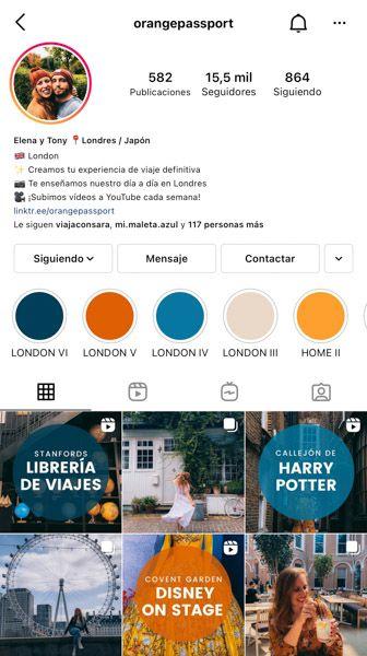 Las 10 mejores cuentas de Instagram de viajes: Orangepassport